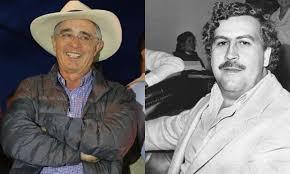 En Colombia sigue mandando  Álvaro Uribe Vélez y es por ello que el país, a la fecha, es el mayor productor de cocaína del mundo