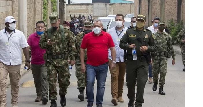 Mosca con esto: Ejército colombiano intensifica presencia en la frontera con Venezuela