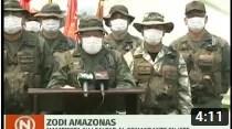 ZODI Amazonas manifiesta lealtad absoluta al Comandante en Jefe Nicolás Maduro (+Video)