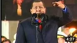 Chávez: Más nunca el imperio Yanqui destrozará nuestro país (+Video)