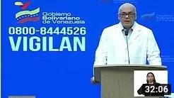 Reporte Coronavirus Venezuela, 22/05/2020: Jorge Rodríguez reporta 62 nuevos casos para 944 en total (+Video)
