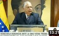Venezuela denuncia ante la ONU Viena trama de corrupción de Juan Guaidó y sus aliados (+Video)