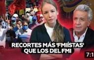 ¿Recortes en plena crisis? Lenín Moreno supera al FMI en políticas de austeridad en Ecuador (+Video)