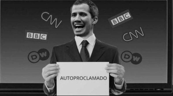 Tremendo chasco se llevaron todos esos pendejos países que apoyaron a Guaidó... Miren esto...