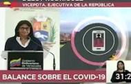 Reporte Coronavirus Venezuela, 03/06/2020: 133 casos y 2 fallecidos, informa Delcy Rodríguez (+Video)