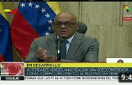 Venezuela: se realiza videoconferencia con el cuerpo diplomático (+Video)
