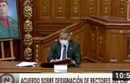 Asamblea Nacional Constituyente aprobó garantía de participación abierta en las próximas elecciones