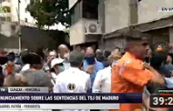 Juan Guaidó se pronuncia sobre las sentencias del TSJ (+Video)
