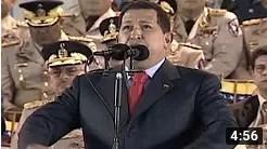 Chávez Soldado: ¡Hoy cuando no ha de herir alumbra, como alumbra el Ejército Bolivariano!