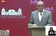 Rueda de prensa de Jorge Rodríguez sobre Leopoldo López, Operación Gedeón y The Wall Street Journal (+Video)