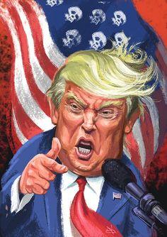 """Trump: """"Nadie me quiere, debe ser por mi personalidad"""""""