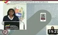 Reporte Coronavirus Venezuela, 02/07/2020: Delcy Rodríguez informa de 211 nuevos casos, 3 fallecidos (+Video)
