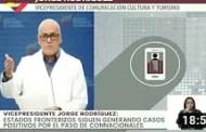 Reporte Coronavirus Venezuela, 04/07/2020: Jorge Rodríguez informa de 213 casos y 3 fallecidos (+Video)