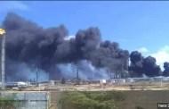 Umju: Incendio en unidad de craqueo de Refinería venezolana de Cardón, no se reportan heridos