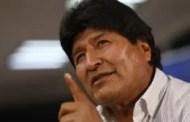 Repudio en Argentina al pedido de captura de Evo Morales por parte de la dictadura boliviana