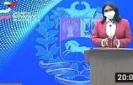 Reporte Coronavirus Venezuela, 15/07/2020: Delcy Rodríguez informa de 418 casos y 4 fallecidos (+Video)