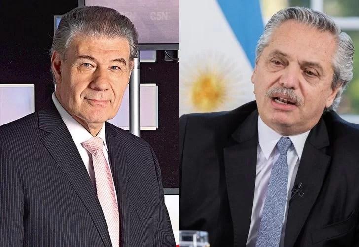 Victor Hugo Morales y su entrevista radial al Presidente argentino, Alberto Fernández, sobre Venezuela...