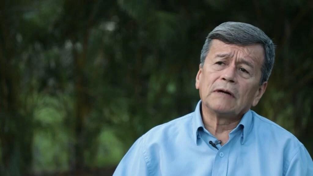«Colombia es una narcodemocracia al servicio de EE.UU.»: Pablo Beltrán, jefe del equipo negociador del ELN