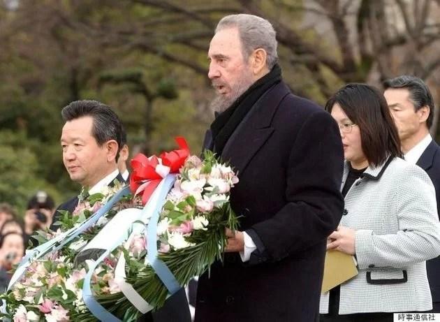 Fidel y la paz