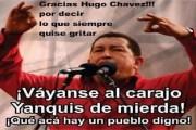 *CARTA DE UN CAMPESINO DE YAGUARAPARO Y OBRERO DE LA PATRIA DE BOLÍVAR Y CHÁVEZ* ...