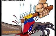 Agárrense! Vean cómo históricamente embajadores gringos mandaban desde Miraflores. ¡No es cuento sobre la CIA!...