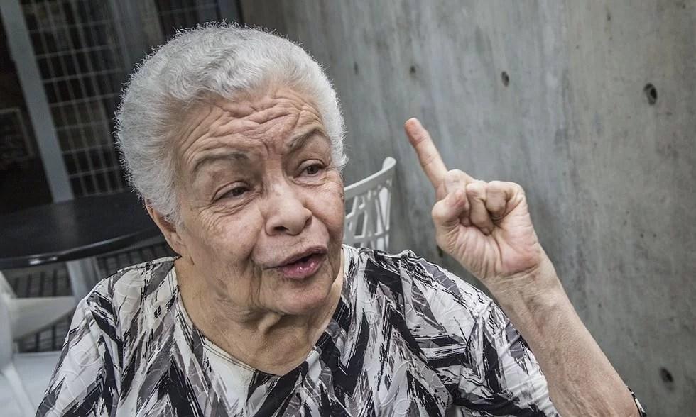 DICCIONARIO DE FARSANTES, el caso de Haydée Castillo...
