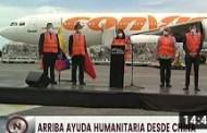 Puente Aéreo: Arriba a Venezuela séptimo vuelo humanitario desde China (+Video)