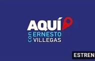 Vea la entrevista de Ernesto Villegas en su programa