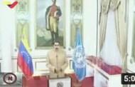 Presidente Nicolás Maduro en la ONU, reunión de alto nivel por 75 aniversario, 21 septiembre 2020