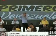 Alianza Venezuela Unida: No vamos a apoyar ninguna sanción que afecte al pueblo venezolano (+Video)