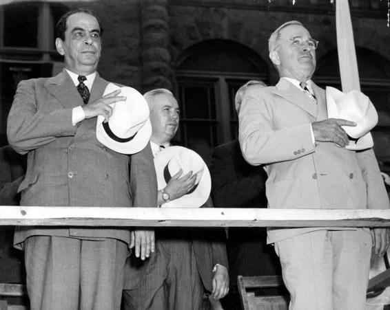 ¡Bestial!: la espantosa humillación de Harry Truman a Rómulo Gallegos…