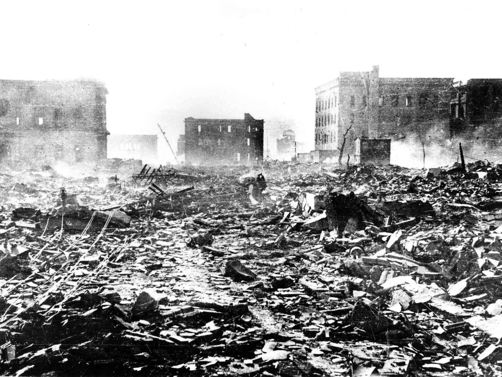 El más atroz crimen de la historia que aún espera justicia: Hiroshima y Nagasaki