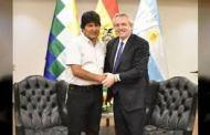 Alberto Fernández viajará con Evo Morales a la asunción presidencial de Luis Arce