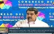Presidente Nicolás Maduro participa en la Clausura del Congreso del Bloque Histórico