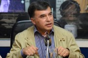 Entrevista al político boliviano Juan Ramón Quintana, asesor clave de Evo Morales: