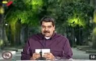 Vea al Presidente Nicolás Maduro, miércoles productivos, 11 noviembre 2020