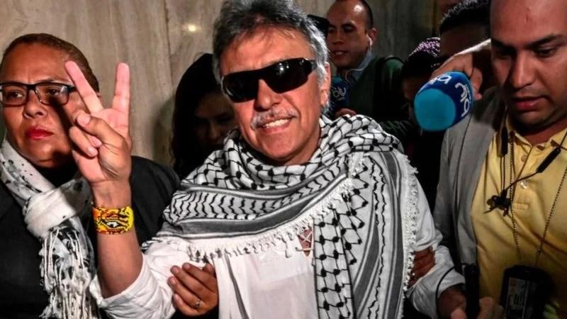 La CIA conocía el paradero de Santrich, lo asesinaron en Colombia y lo trajeron a Venezuela… Aquí, la verdadera historia…