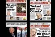 Cual puta desengañada, Vargas Llosa chilla y llora pidiendo desconocer a Castillo...