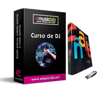 Curso de DJ en Madrid