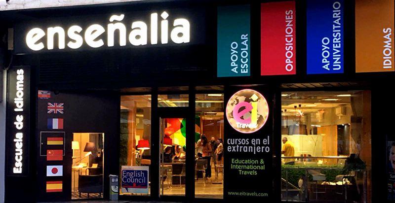 Enseñalia Zaragoza