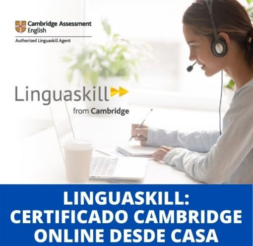 Linguaskill examen Cambridge