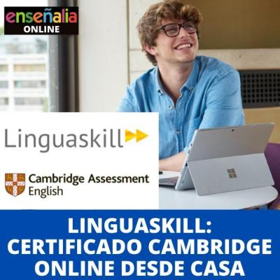 Linguaskill Cambridg