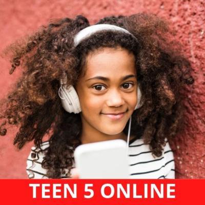 Cursos intensivos de inglés TEEN 5