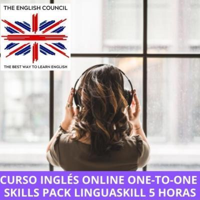 Curso inglés online Linguaskill 5 horas con profesor