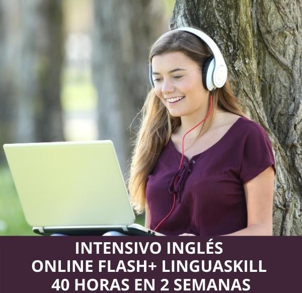 Curso intensivo ingles online 40 horas