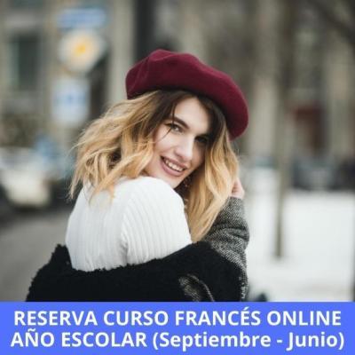 Reserva clases de frances online