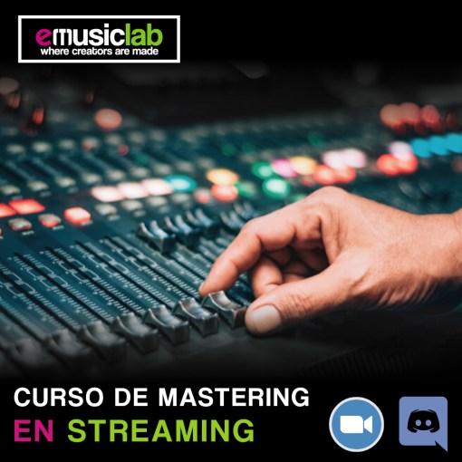 Curso de masterización online