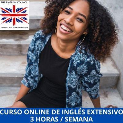 Clases de ingles online extensivas