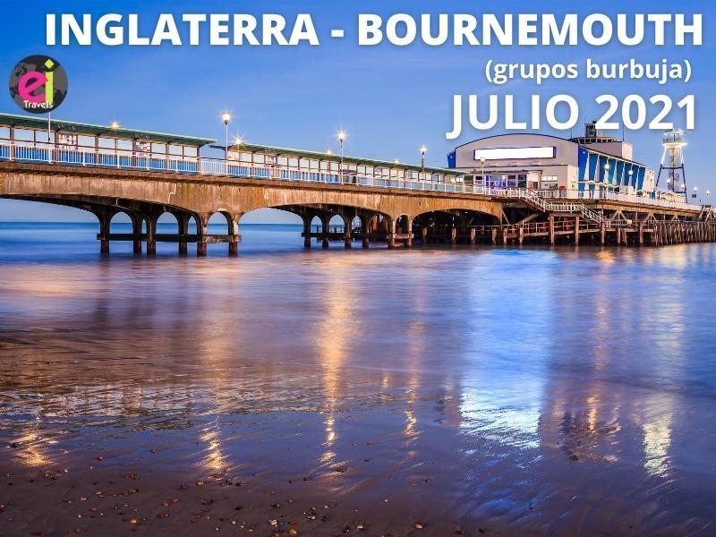 Curso de verano en Inglaterra Bournemouth