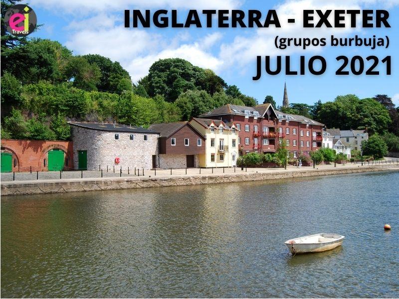 Curso de verano en Exeter Inglaterra